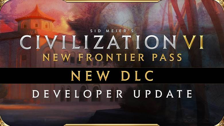 Civilization VI New Frontier Pass Byzantium and Gaul Pack