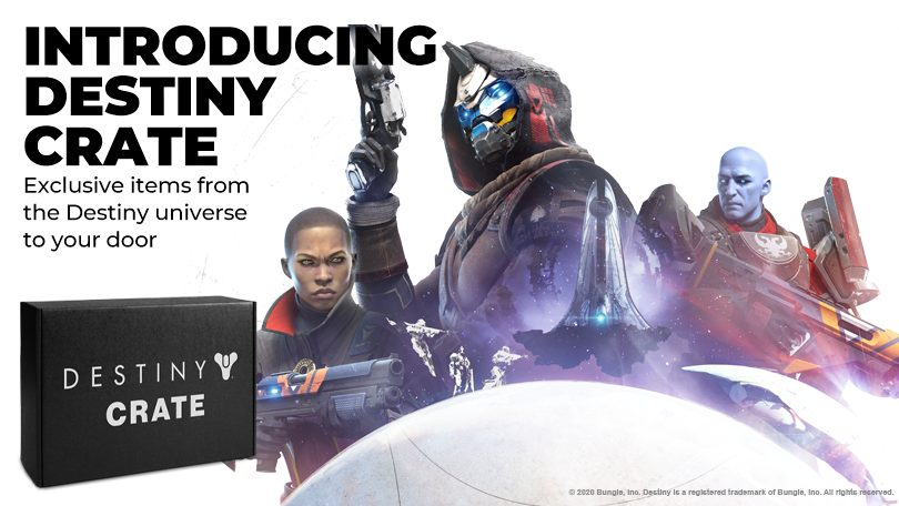 Loot Crate's New Destiny Crate!