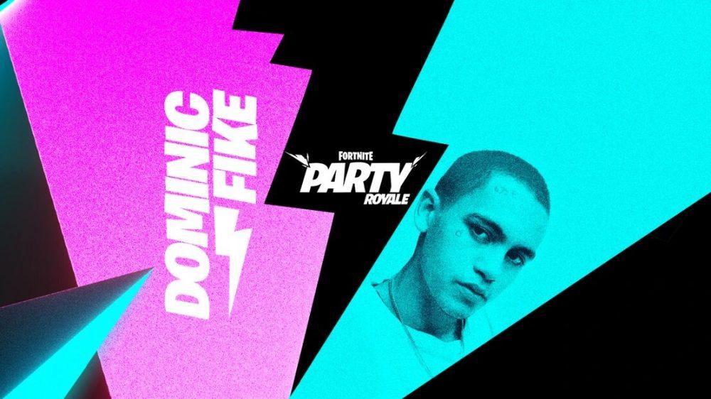 Fortnite Presents Spotlight featuring Dominic Fike