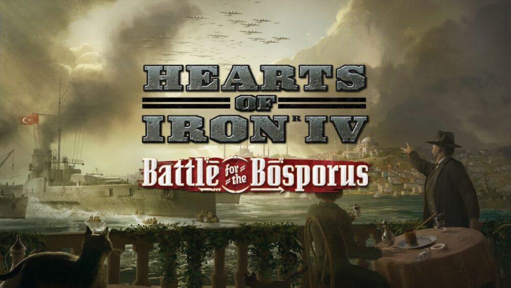 Hearts of Iron IV Battle for the Bosporus