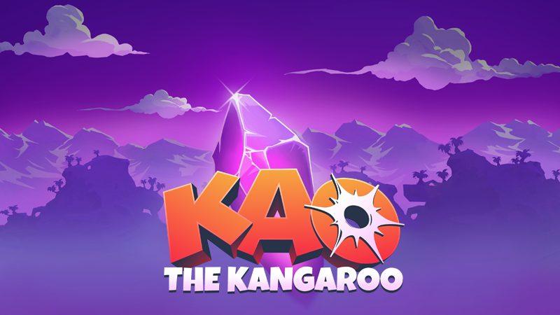 Kao the Kangaroo