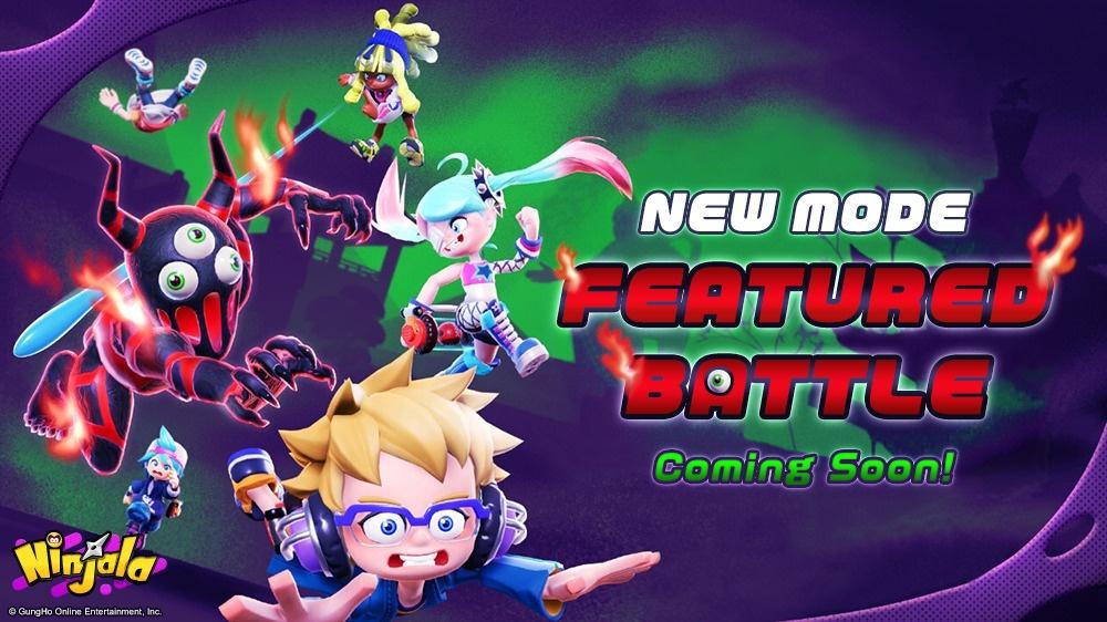 Ninjala Announces Sonic Collaboration