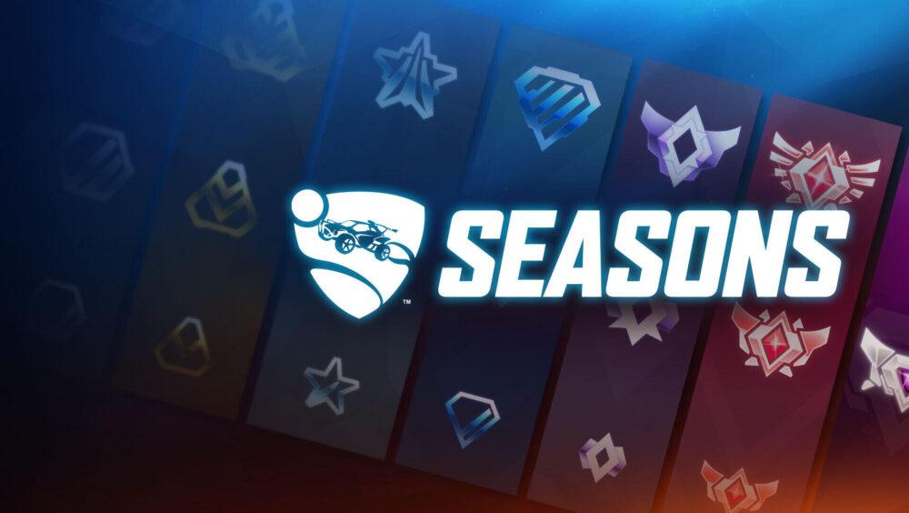Rocket League seasons
