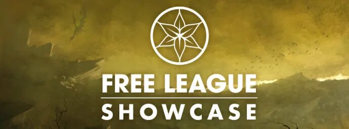 Free League Online Showcase