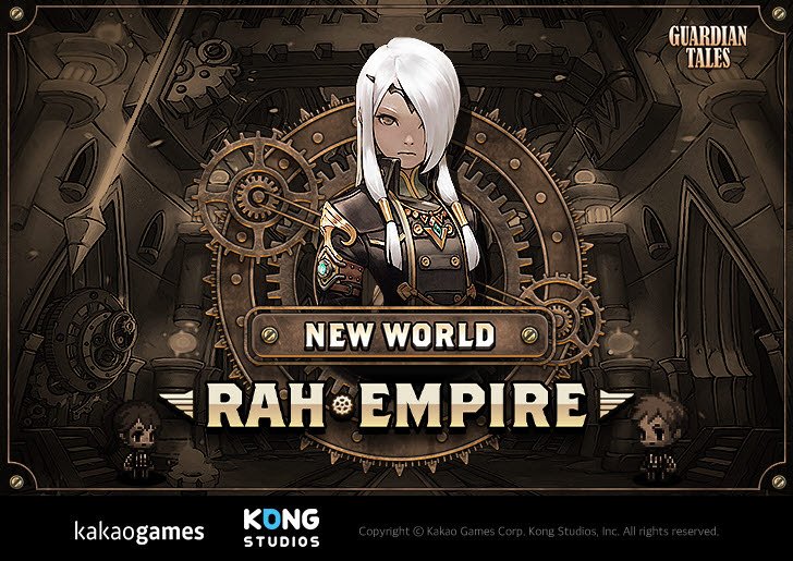 Guardian Tales,Kakao Games