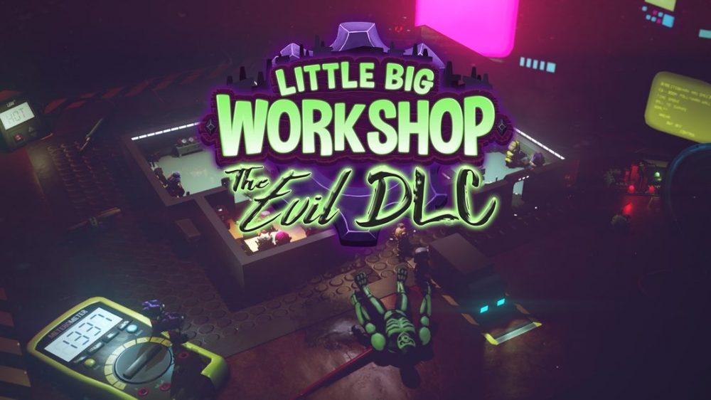 little big workshop the evil dlc