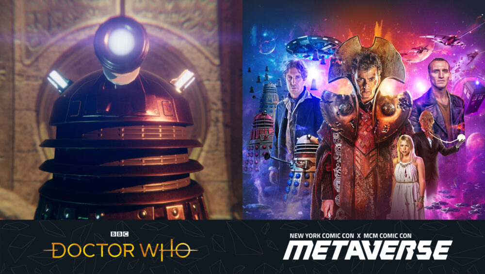 Doctor Who joins the Comic Con