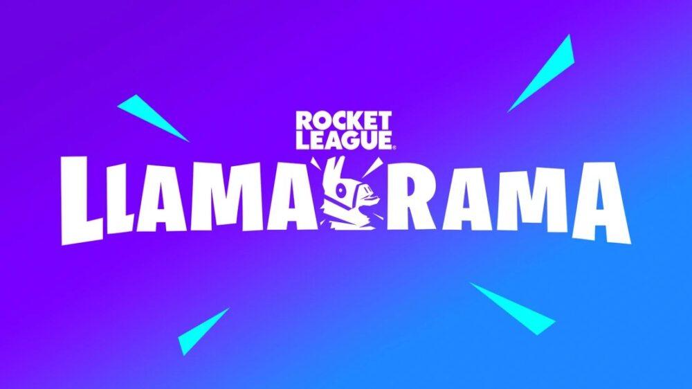 rocket league llama rama