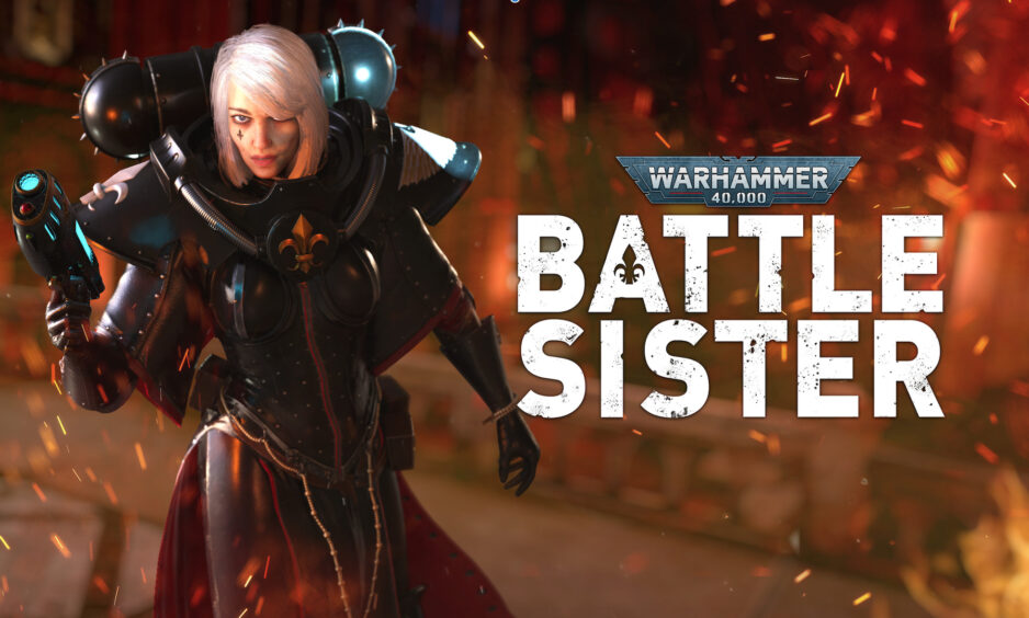 warhammer battle sister