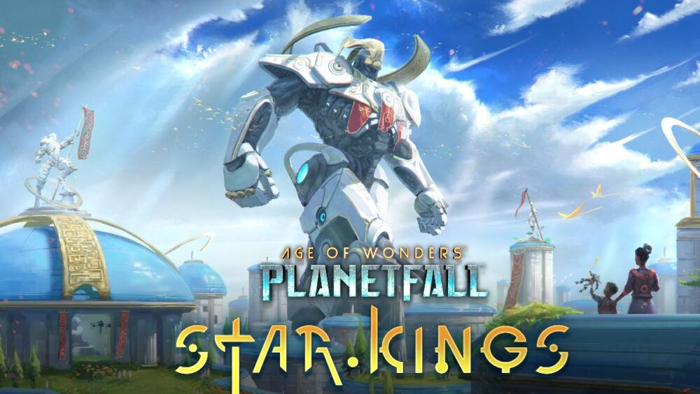 Age of Wonders Planetfall Star Wings