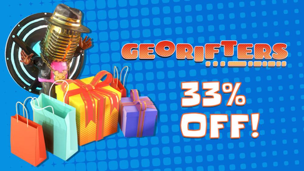 Georifters now on sale