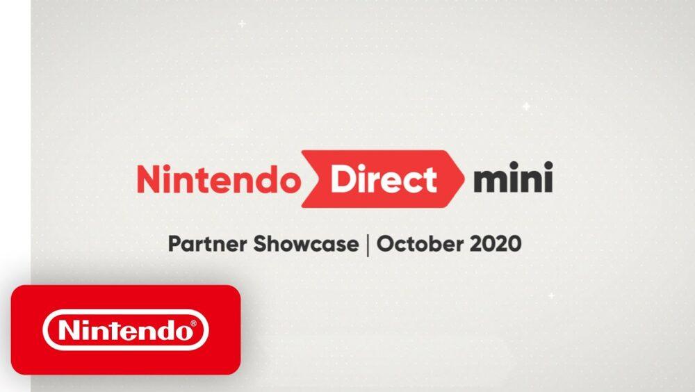 Nintendo Direct Mini: Partner Showcase October 2020