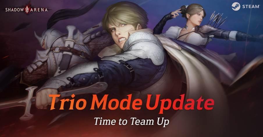 Shadow Arena announces new Trio Mode
