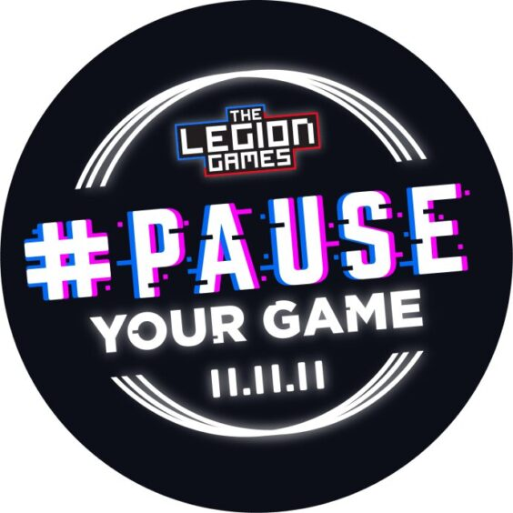 #PauseYourGame,Armistice Day