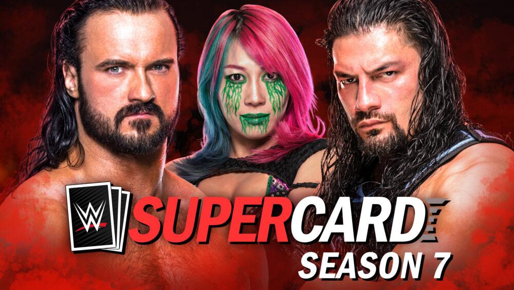 WWE SuperCard Season 7