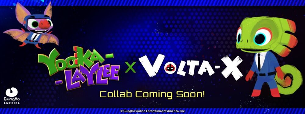 Yooka & Laylee Debut This November on Volta-X in First-Ever Collaboration