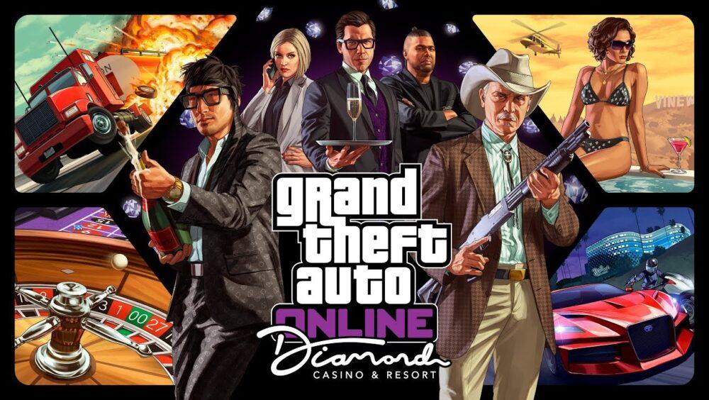 GTA The Diamond Casino