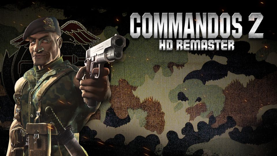 Commandos 2 HD Remastered