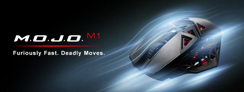 M.O.J.O M1 Lightweight Gaming Mouse