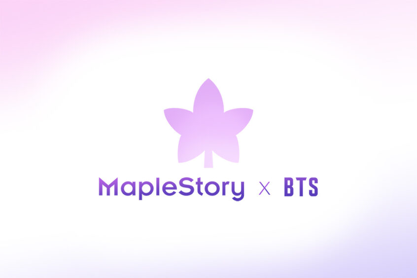 BTS Team Up With Iconic MapleStory