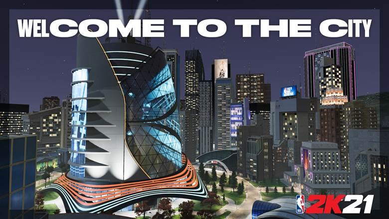 NBA 2K21 Next-Generation New Neighborhood Revealed