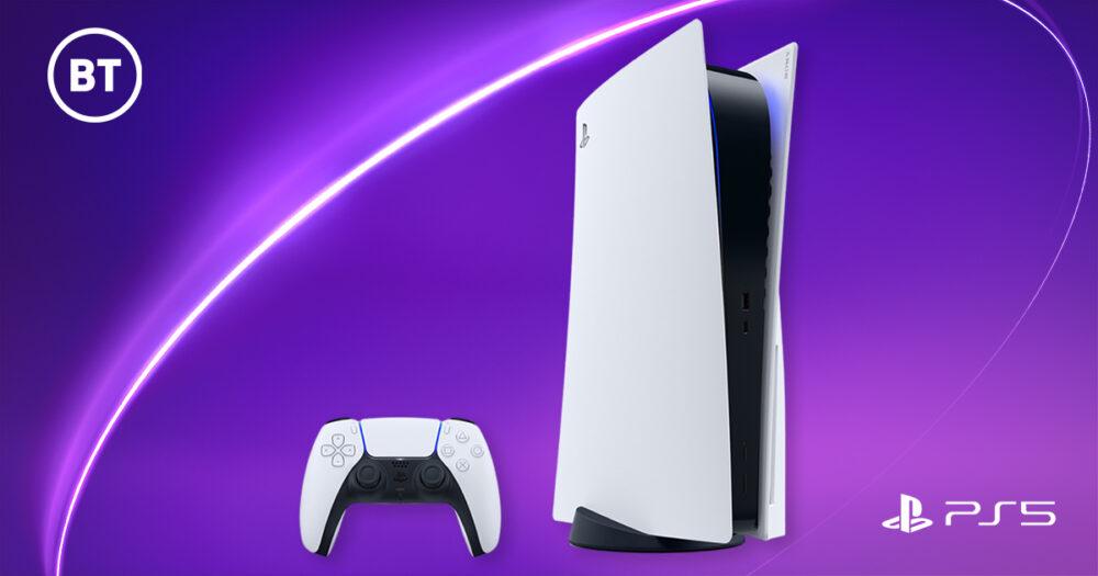 Playstation 5 x BT
