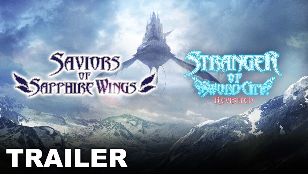 Saviors of Sapphire Wings Stranger of Sword City Revisited releases March 2021