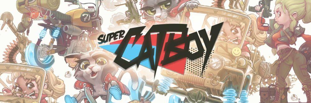 Super Catboy