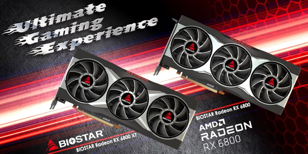RX 6800 SERIES GRAPHICS CARDS