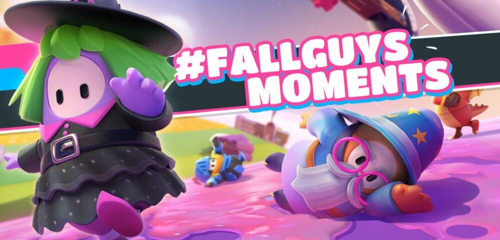 fall guys moment