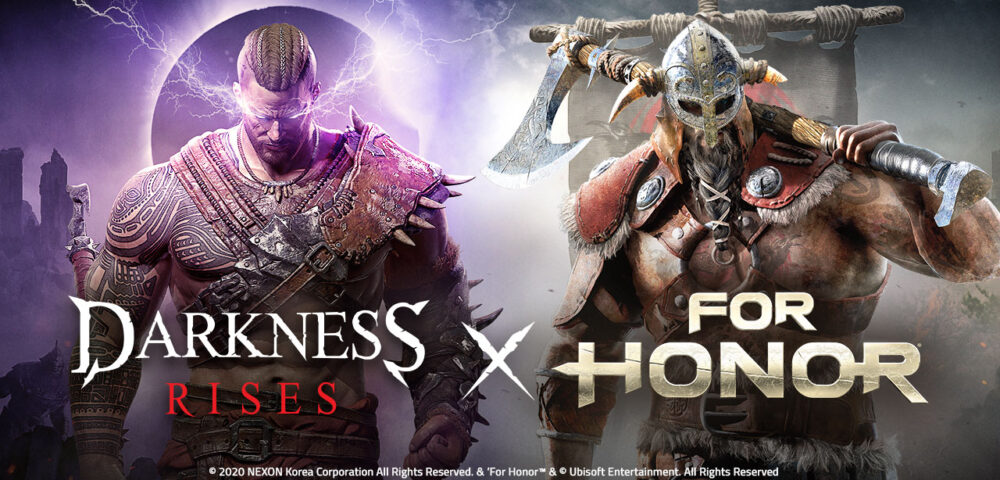 Darkness Rises For Honor