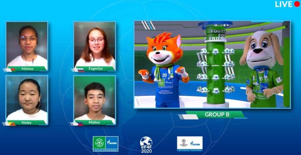 2020 Football for Friendship Grand Final