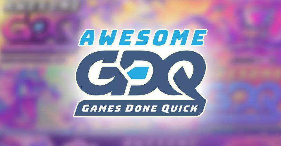 Awesome Games Done Quick 2021