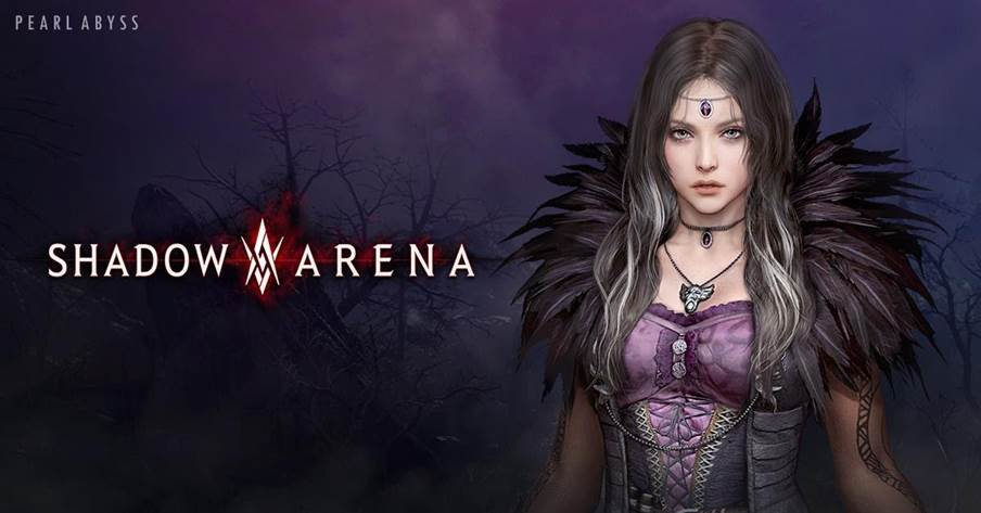 Hexe Marie is Shadow Arena