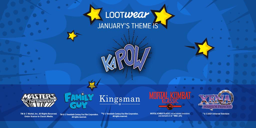 loot wear