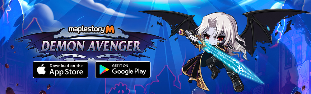 [MapleStory M] Demon Avenger_1000x305