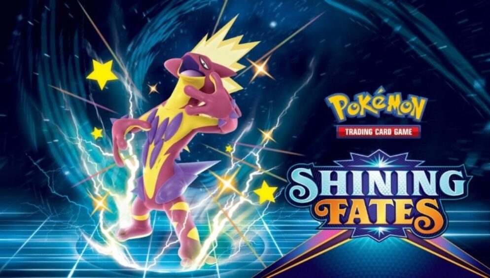 Pokémon Trading Card Game Shining Fates
