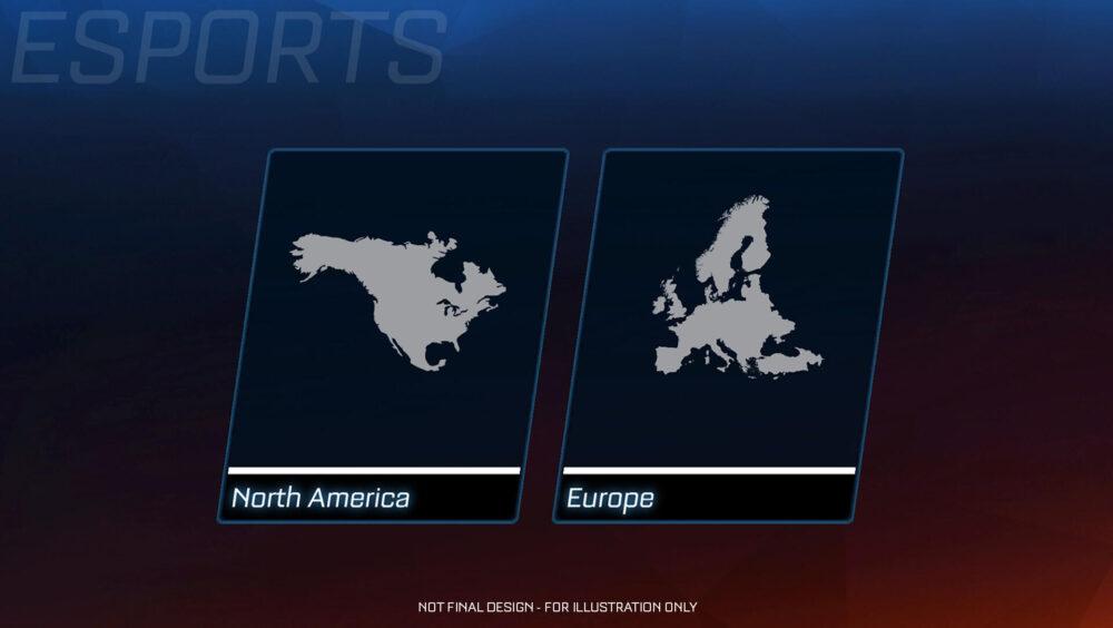 Rocket League Esports Shop Changes Coming Tomorrow