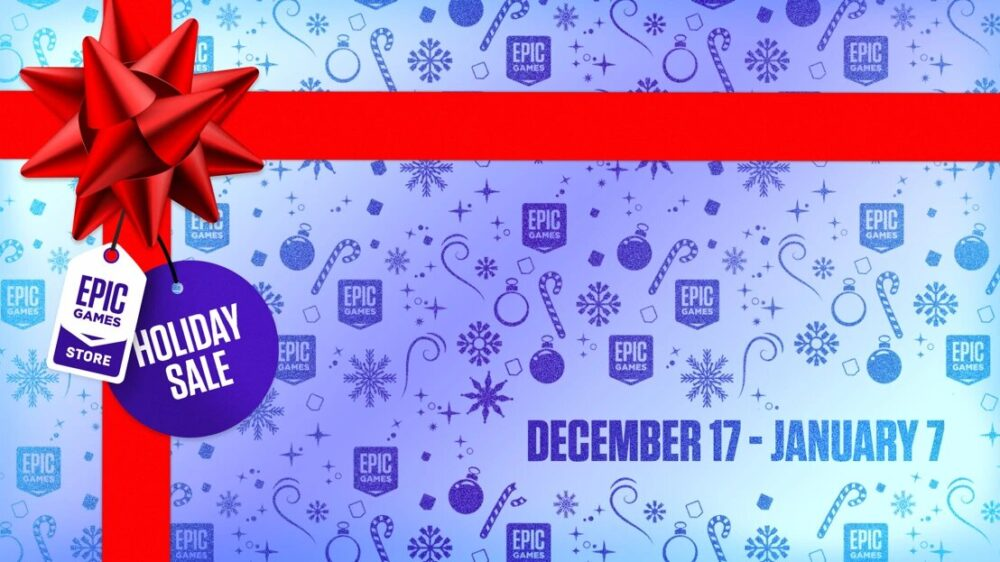 The Epic Games Store Holiday sale
