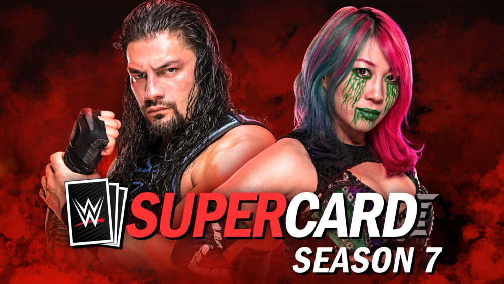 WWE® SUPERCARD SEASON 7