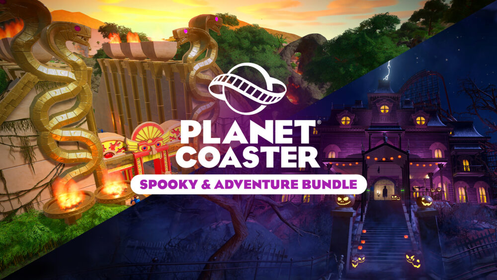 planet coaster spooky