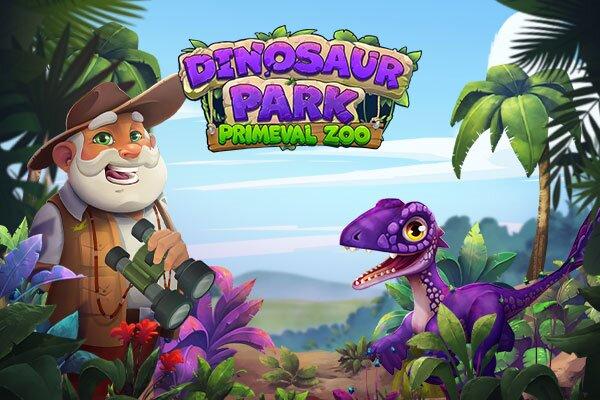 Dinosaur Park Primeval Zoo