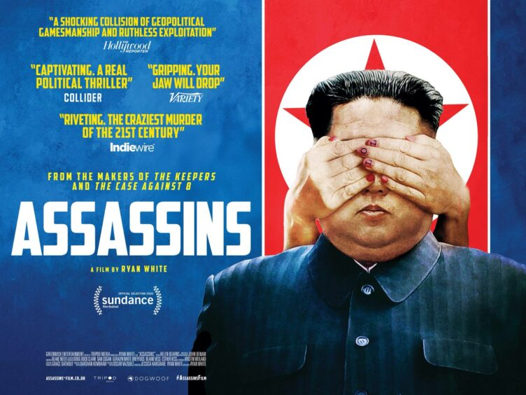 Dogwoof are delighted to announce that ASSASSINS