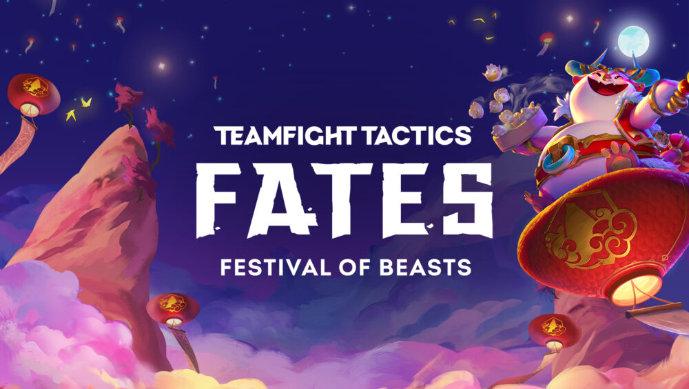 Teamfight Tactics Fates: Festival of Beasts