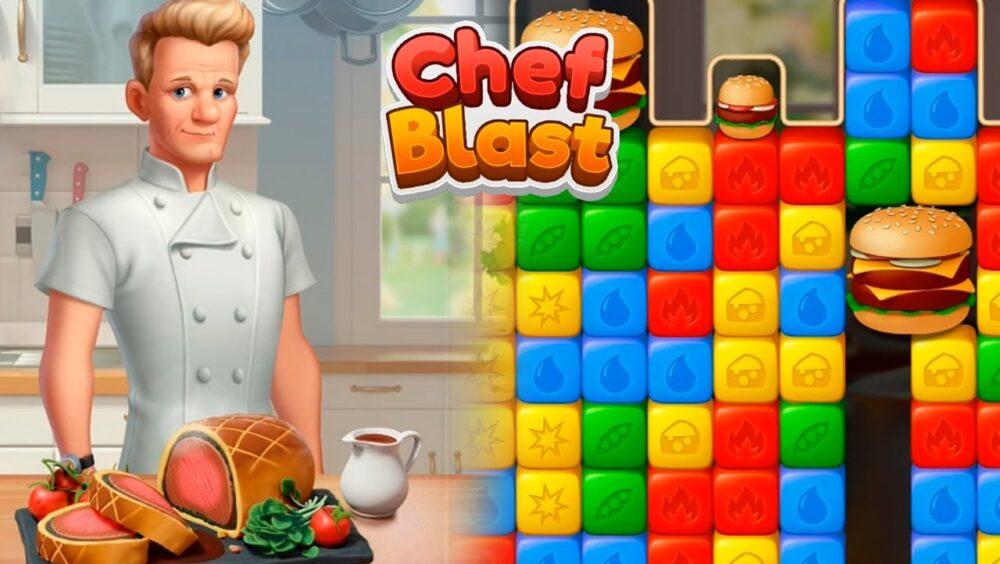 Gordon Ramsay's Chef Blast