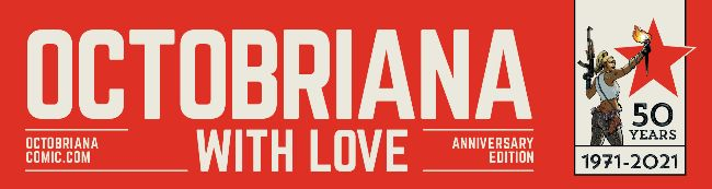 Octobriana With Love