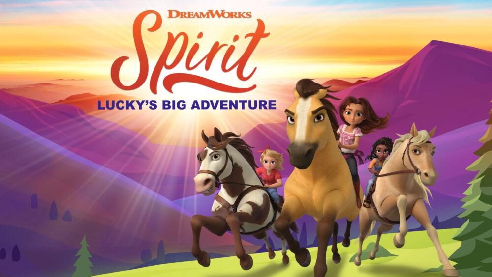 Spirit Lucky's Big Adventure