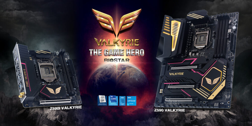Valkyrie Motherboards
