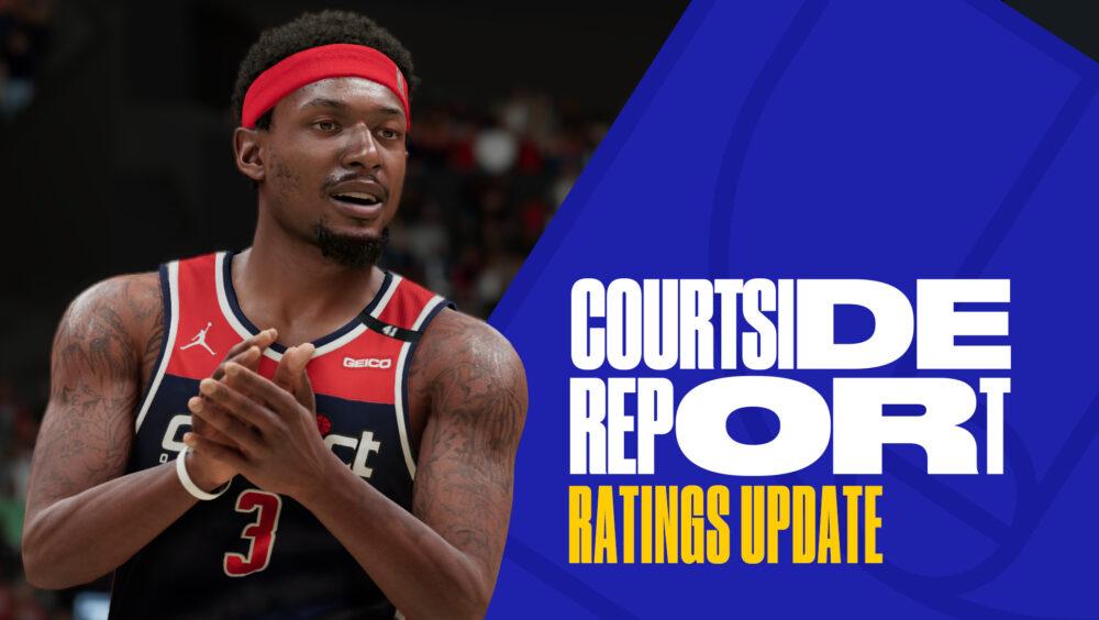 NBA 2K21 Player Ratings Update