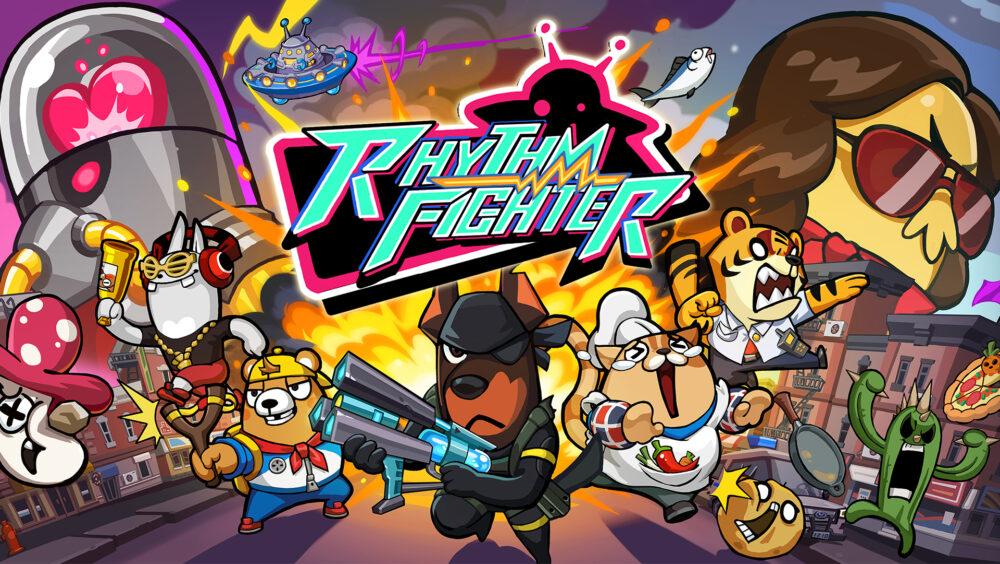 rhythm-fighter